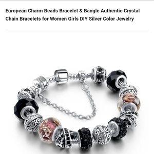 Jewelry - European Charm Beads Bracelet & Bangle